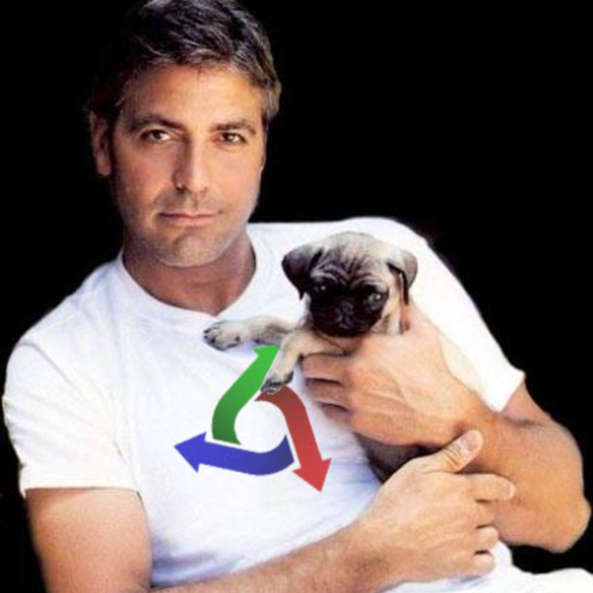 George Clooney was one of the founding members and in charge of marketing. But he had a terrible work ethic and wasn't as good looking as Ryan Hupfer, so they sacked him and brought Ryan in on the team. The pug fetish got to stay though.