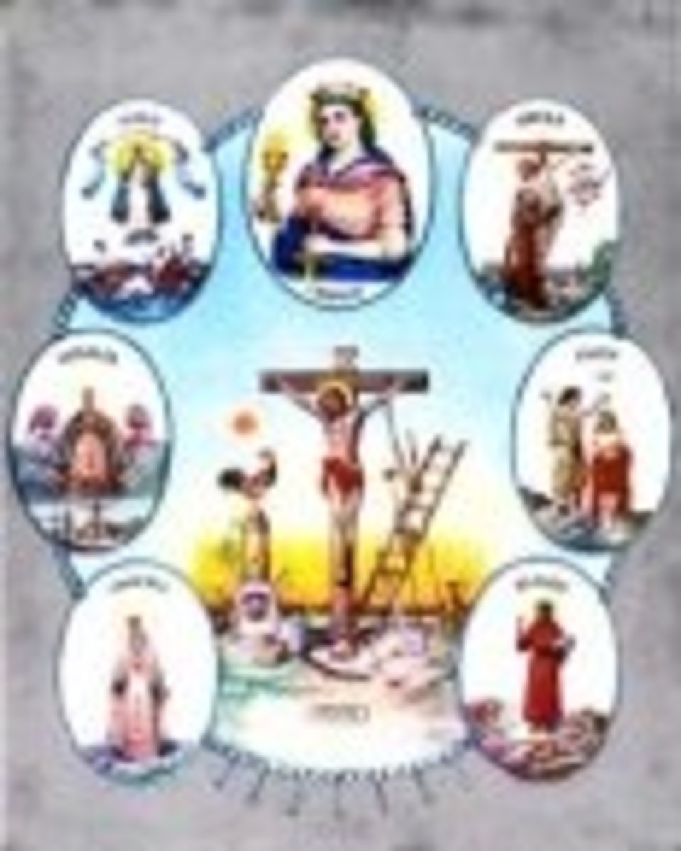 sevenafricanpowers