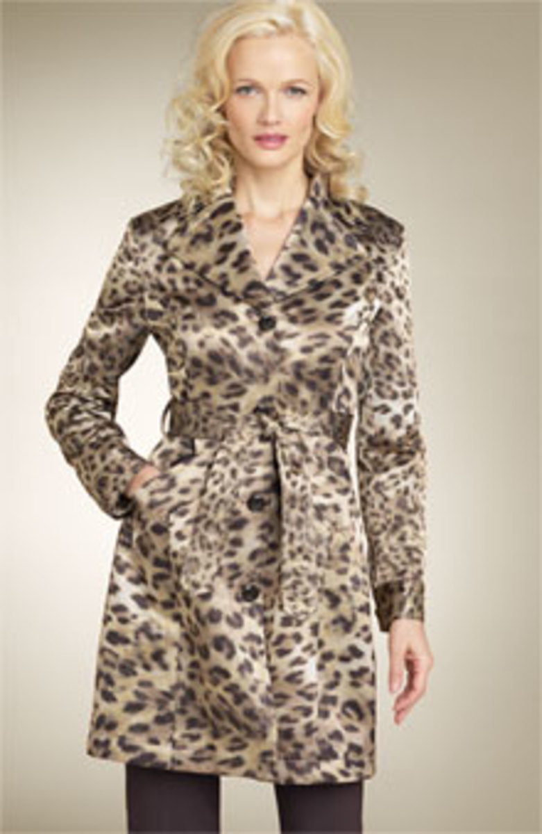 Choose some Leopard to update your wardrobe