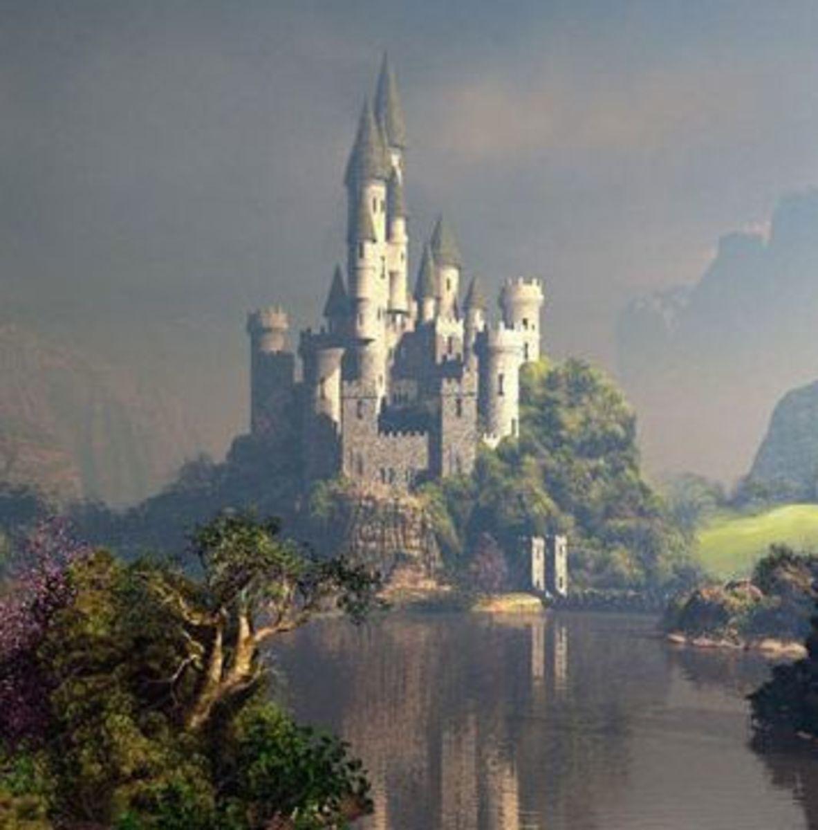 Where was Arthur's Camelot?