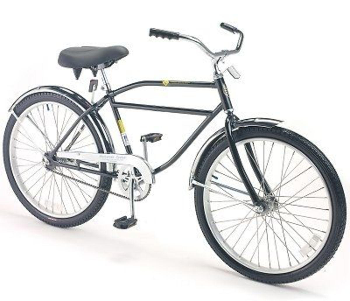 Workman Industrial Bicycle