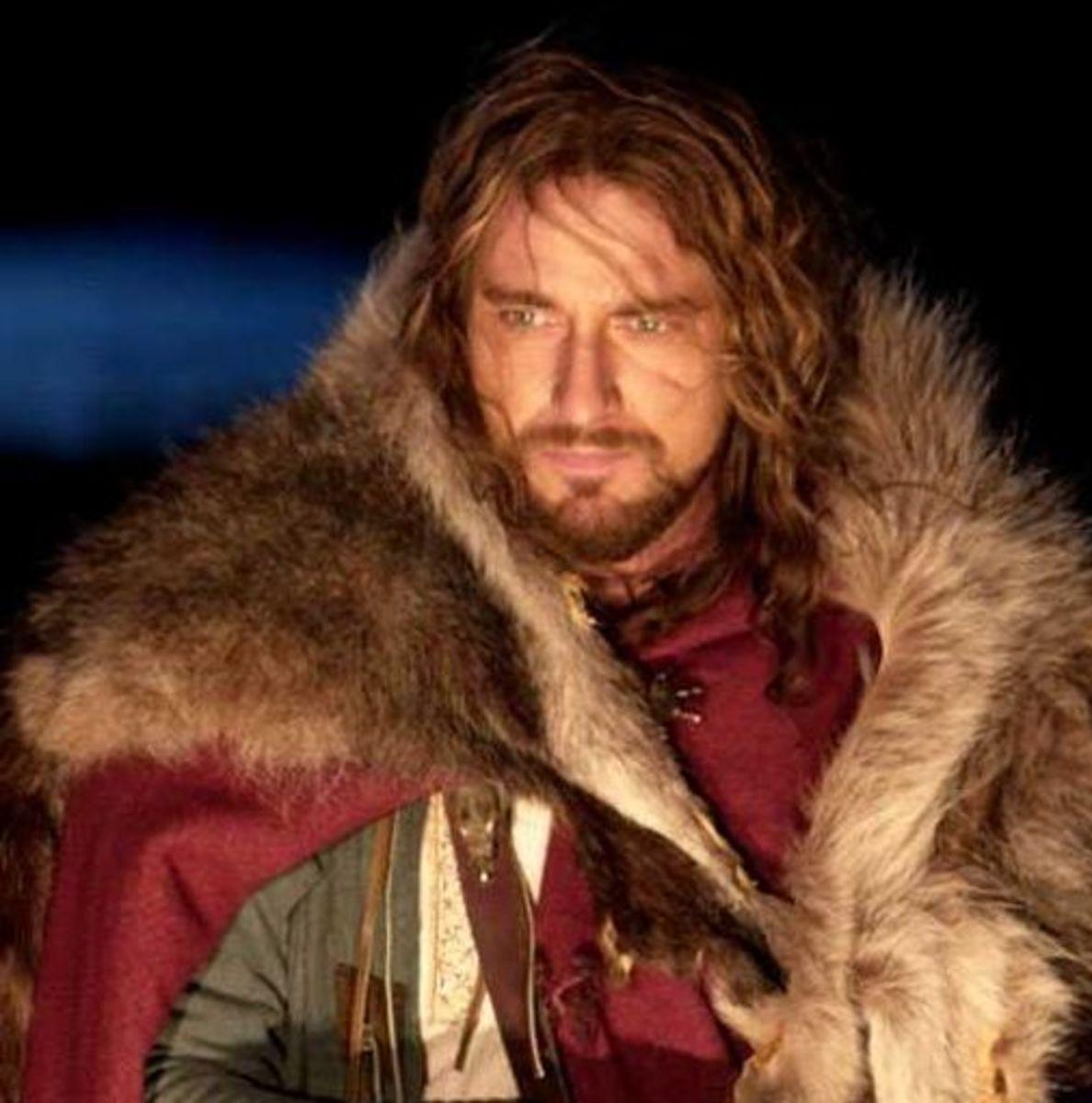 Gerard Butler as Beowulf