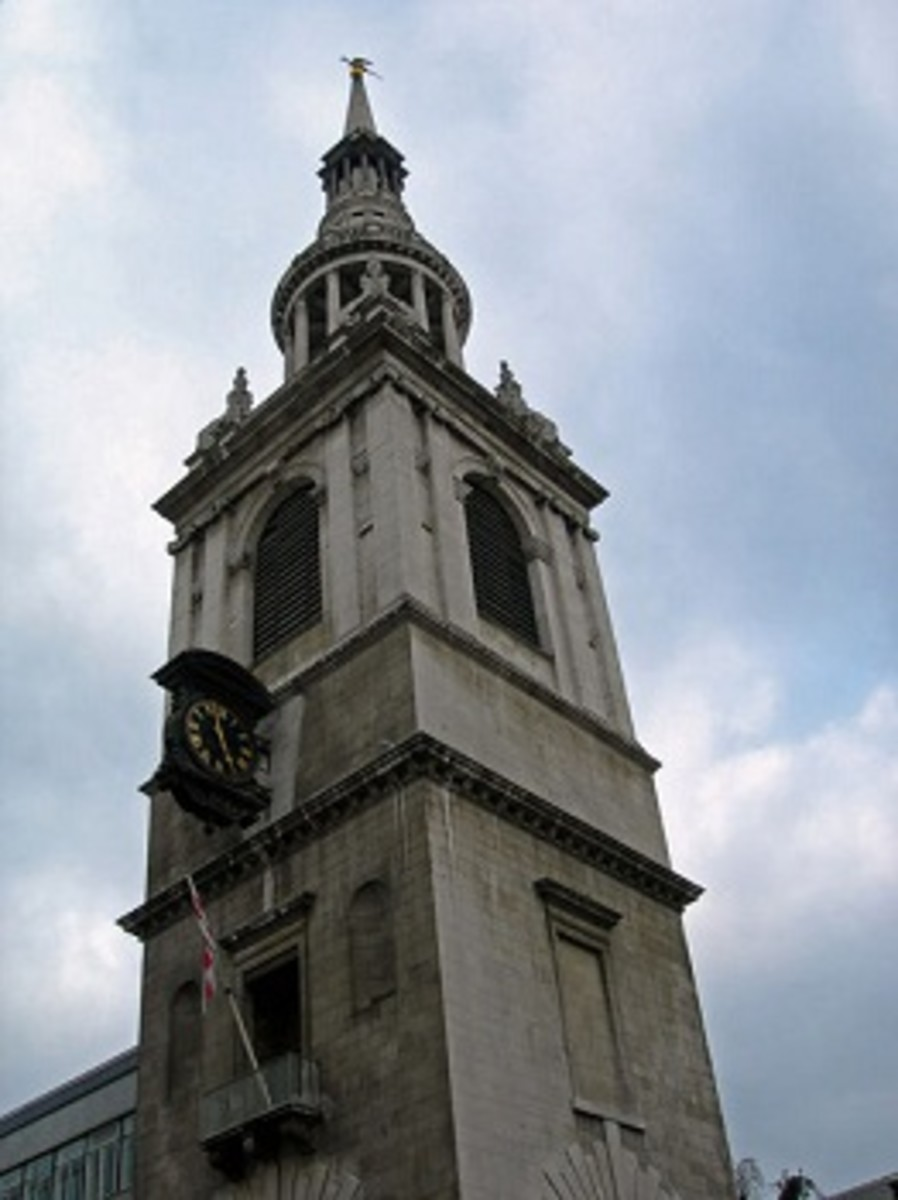The Tower St Mary-le-Bow