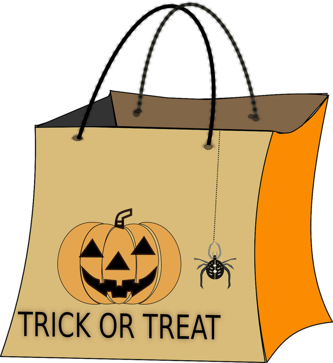 Pumpkin Literacy Bag