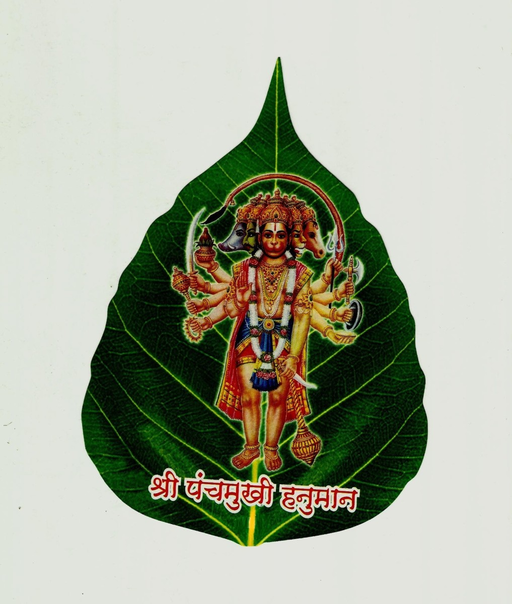 Pancha-mukhi Hanuman