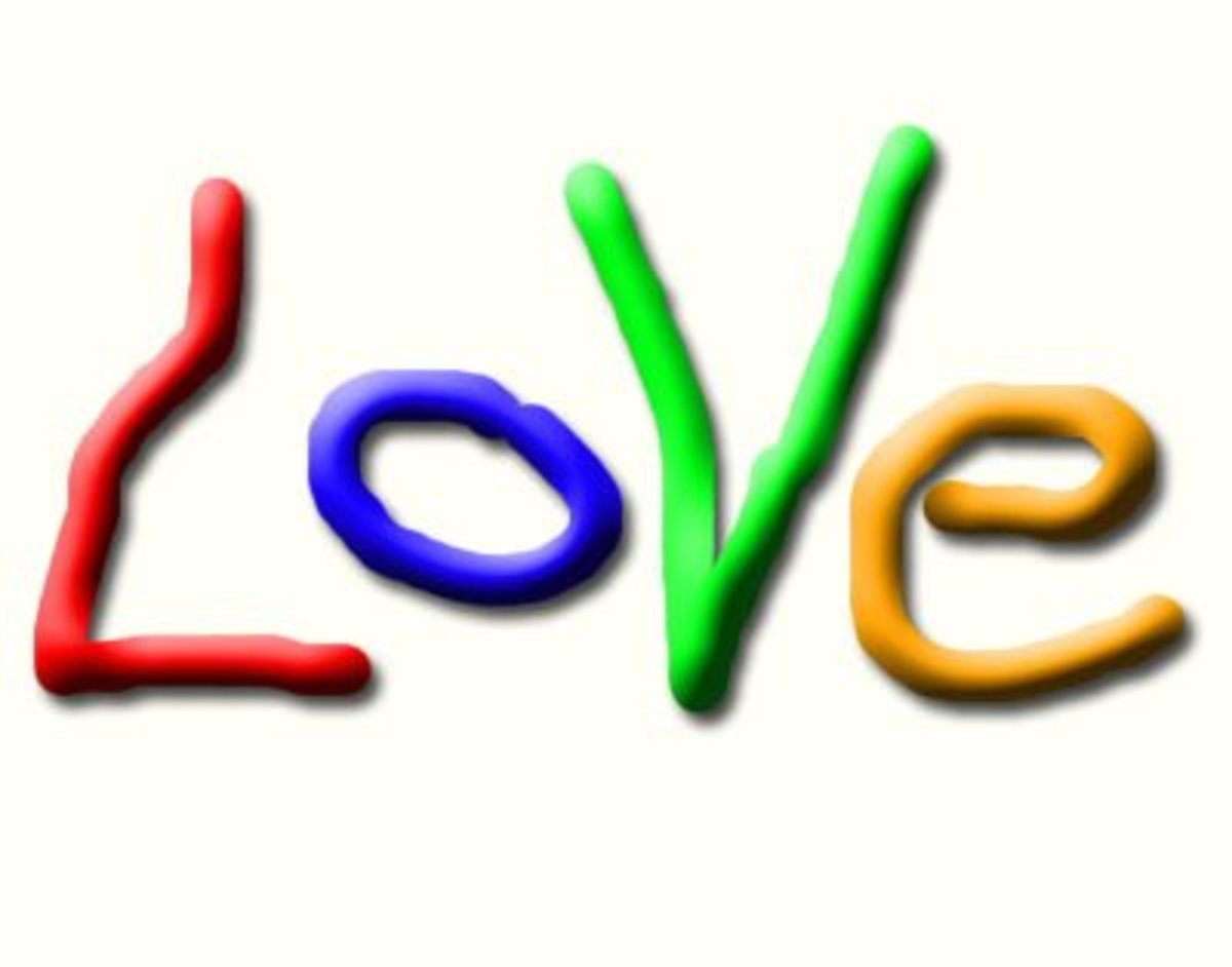 Love Is Not An Answer, It is Our Being or How to Heal The Inner Child
