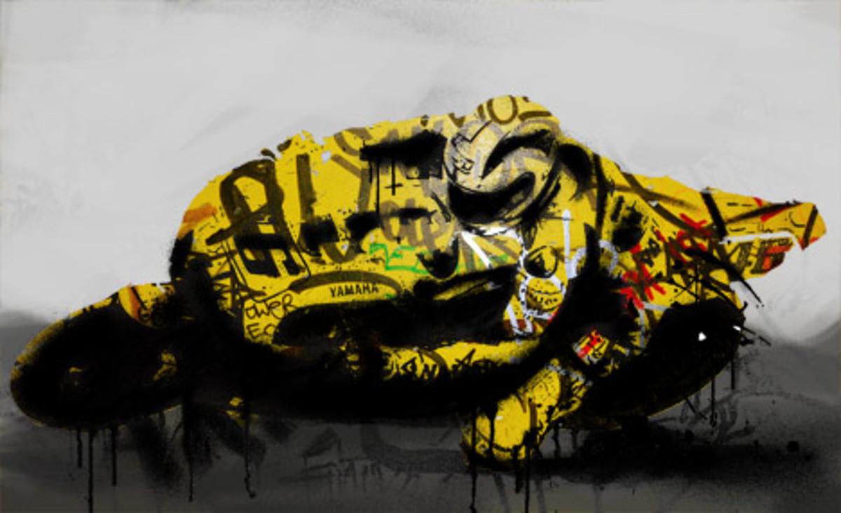 """""""Rossi"""" Frazier Boyd - Copyright 2008"""