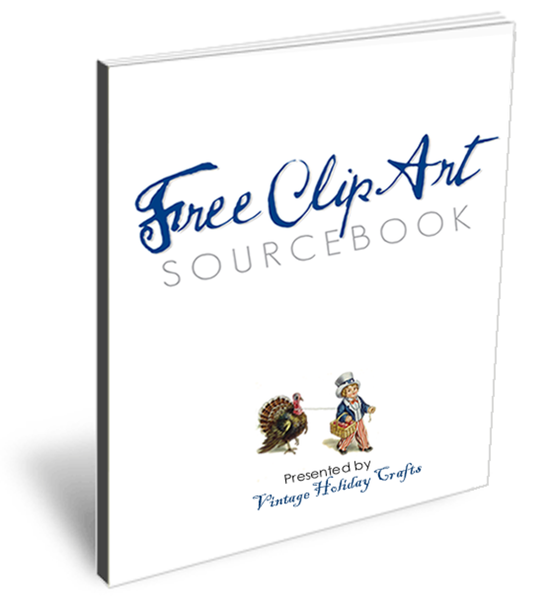 This free e-book will save you time when you're searching for clip art, craft templates, coloring pages and many other images.