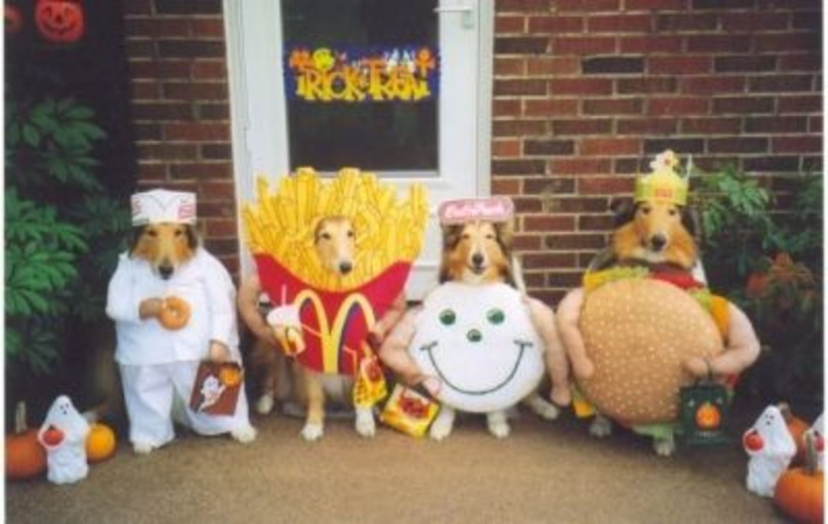 October 7th - The McDonald Family
