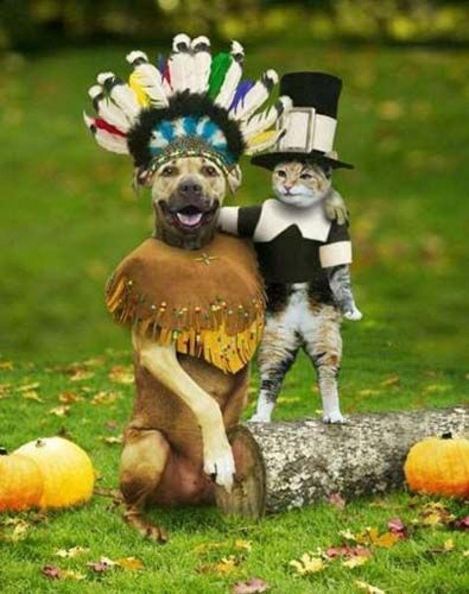 October 8th - Pilgrims