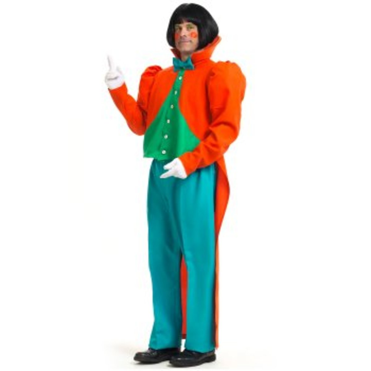 Wizard Of Oz Munchkin Man Halloween Costume