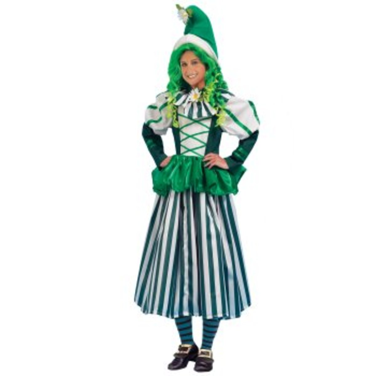 Wizard Of Oz Munchkin Woman Halloween Costume