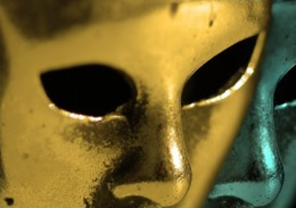 Unveiling The Mask Of Sanity