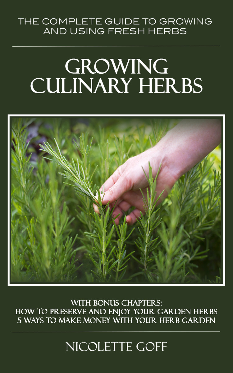 I write books about gardening because both writing and gardening are activities I enjoy and love to share.