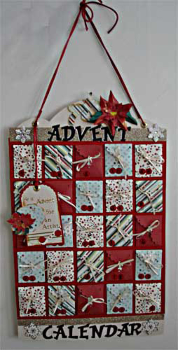 Advent for Artists Calendar