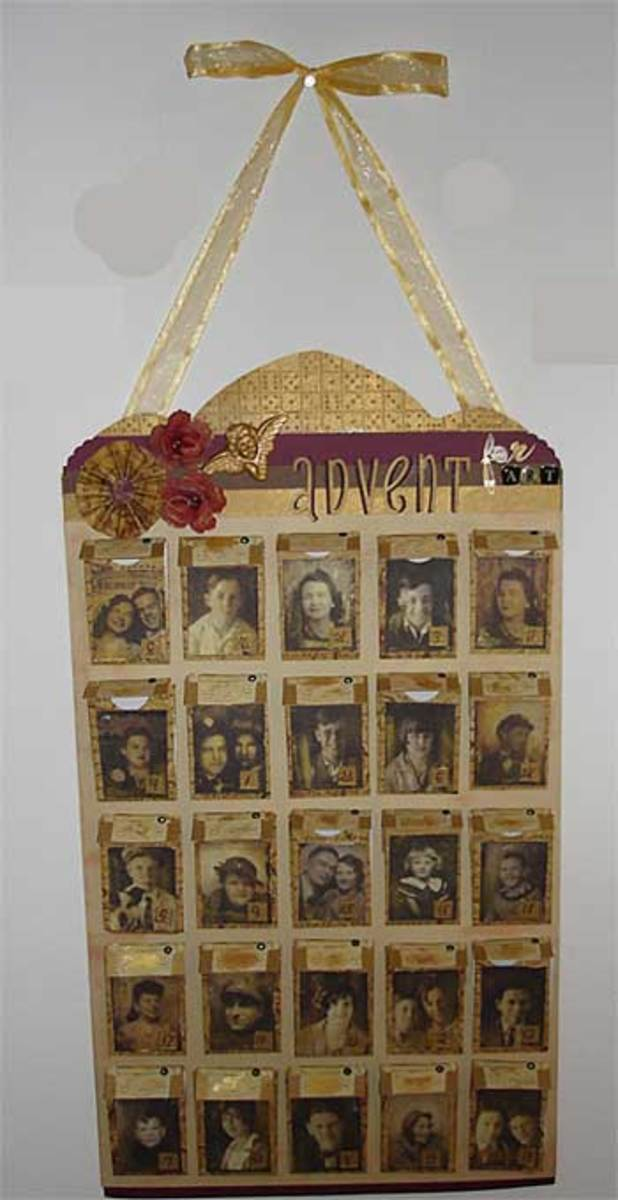 Heritage Advent Calendar