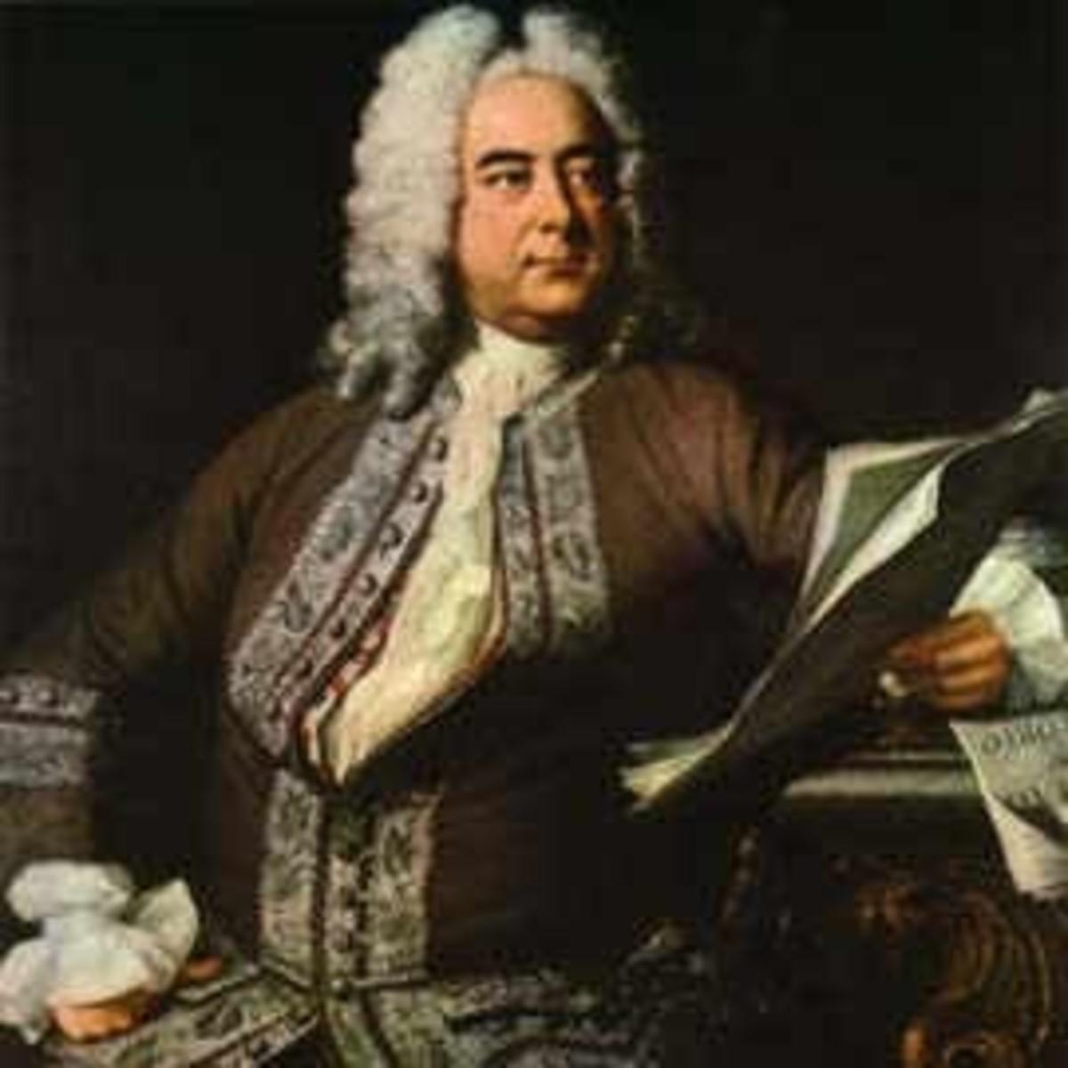 """Comparative Study of a Baroque Aria:  Handel's Semele, """"Where'er You Walk"""""""