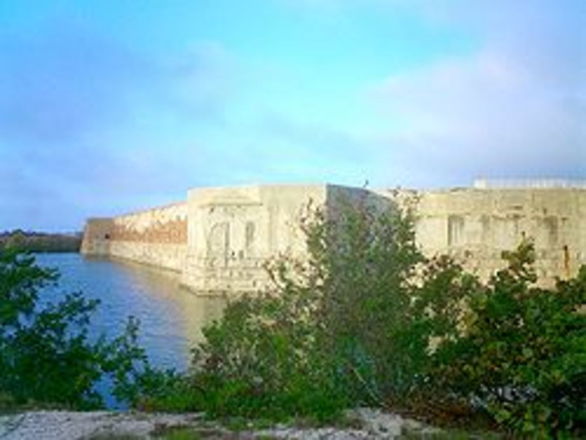 The Fort Zachary Taylor State Historic Site, better known simply as Fort Taylor, (or Fort Zach to locals), is a Florida State Park and National Historic Landmark centered on a Civil War-era fort located near the southern tip of Key West, Florida.