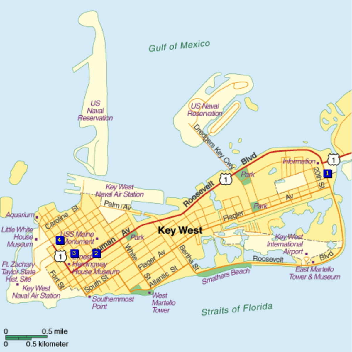 Key West Is One Of The Most Haunted Places In America
