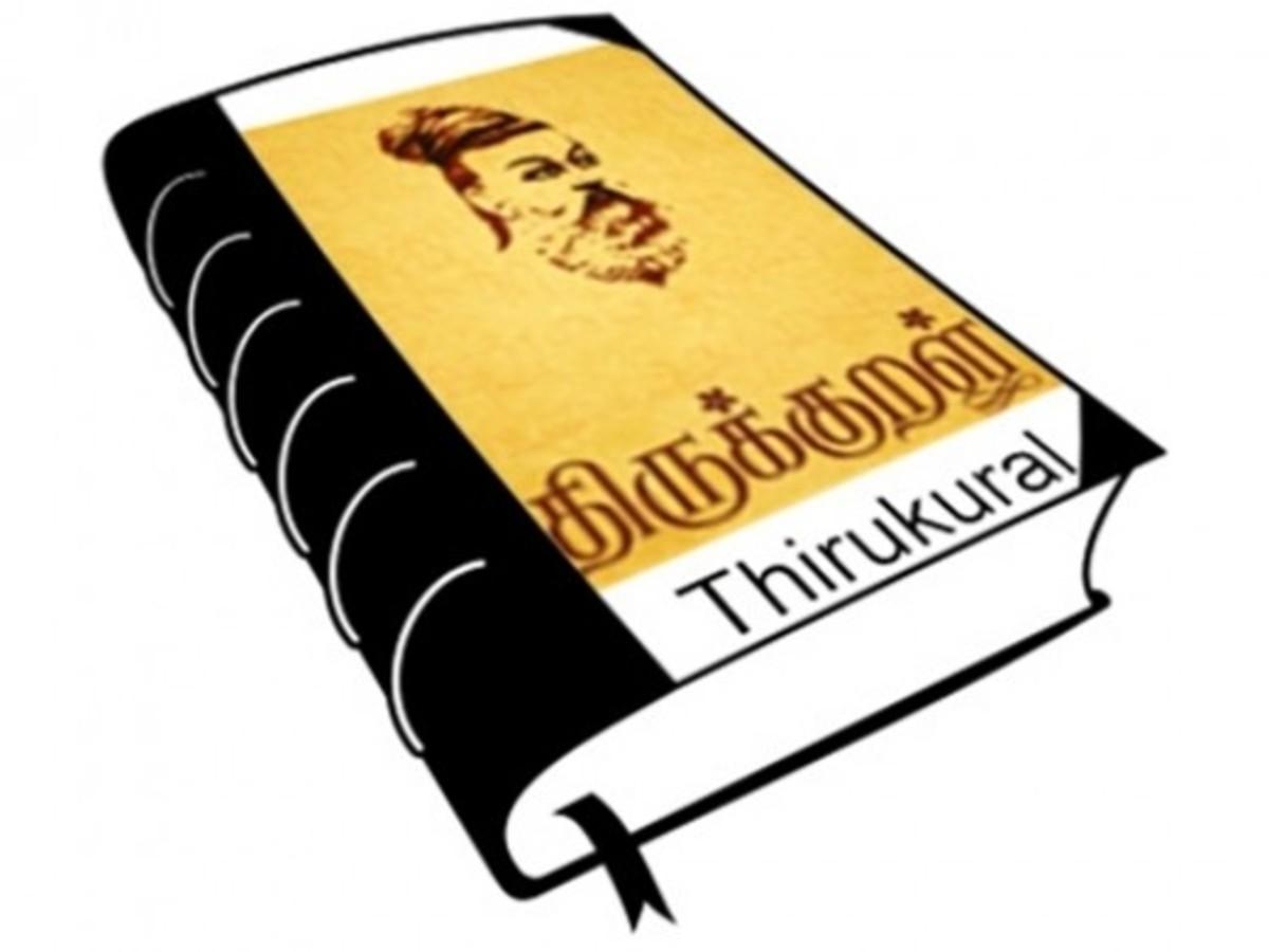 Thirukural Book