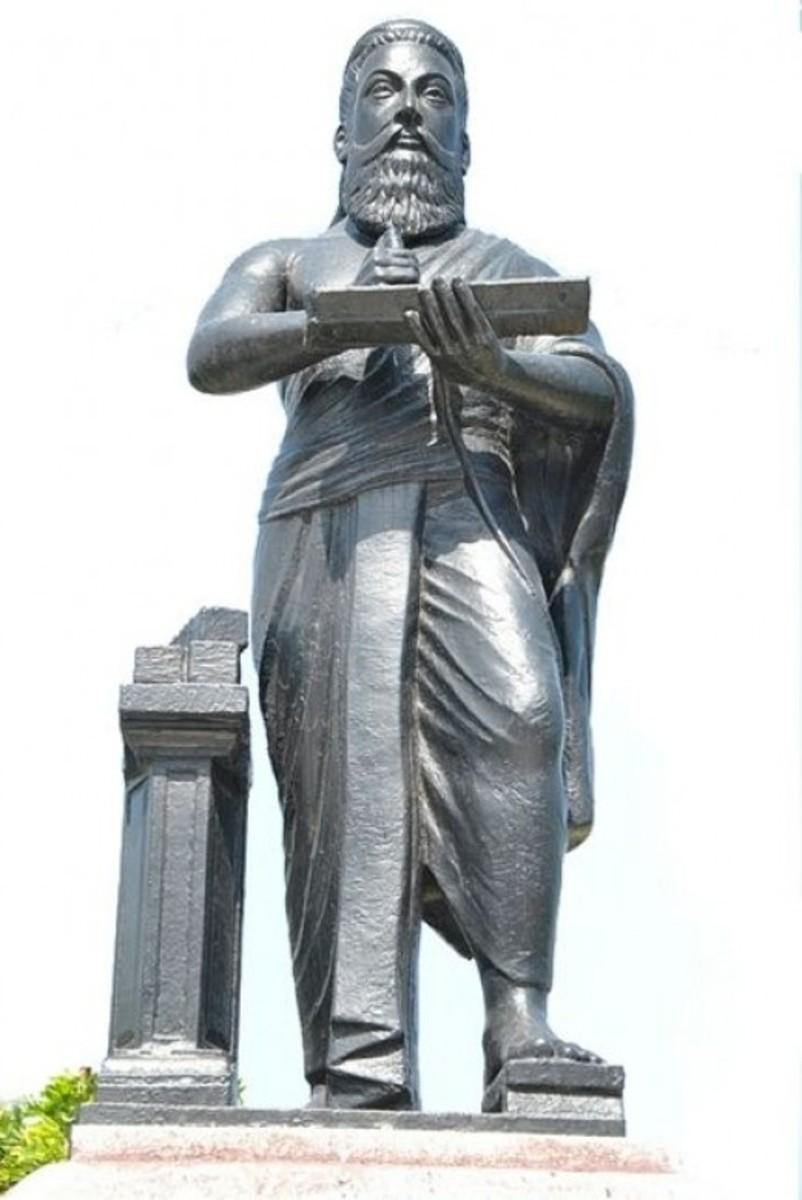 Thiruvalluvar  (Author of Thirukural)