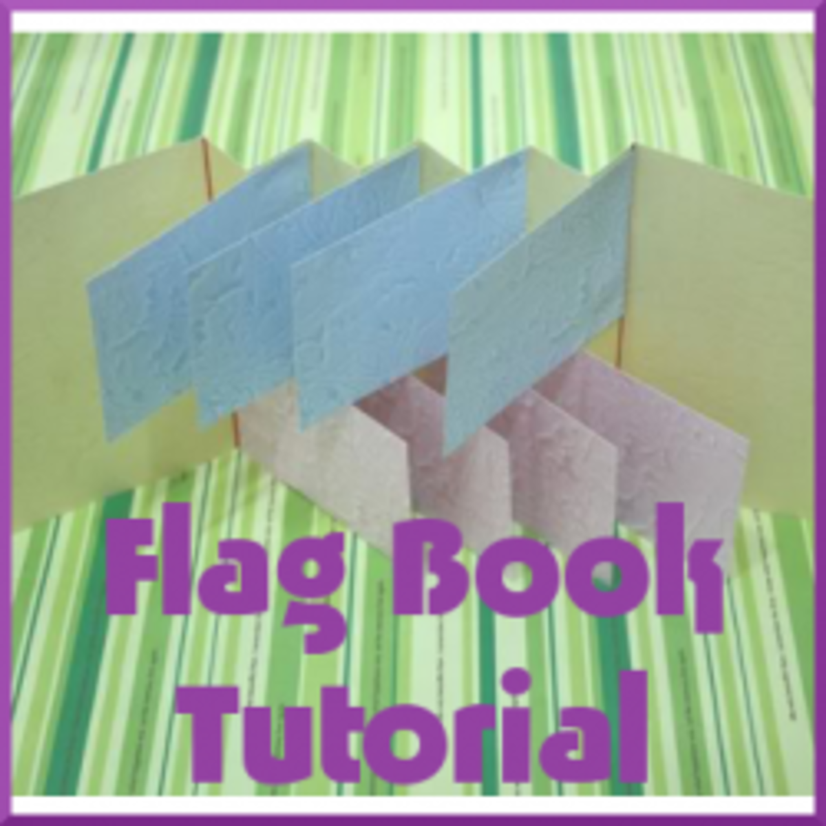 How to Make a Flag Book