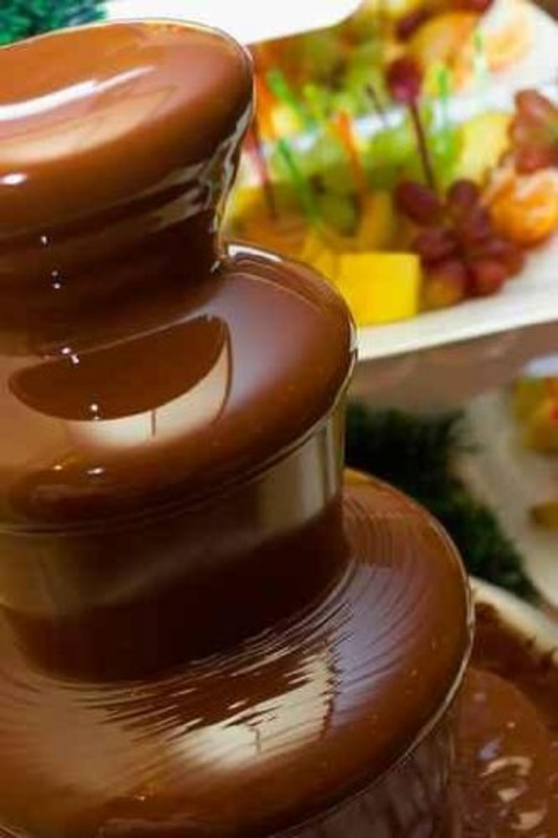 The Best-Ever Chocolate Fondue Recipe