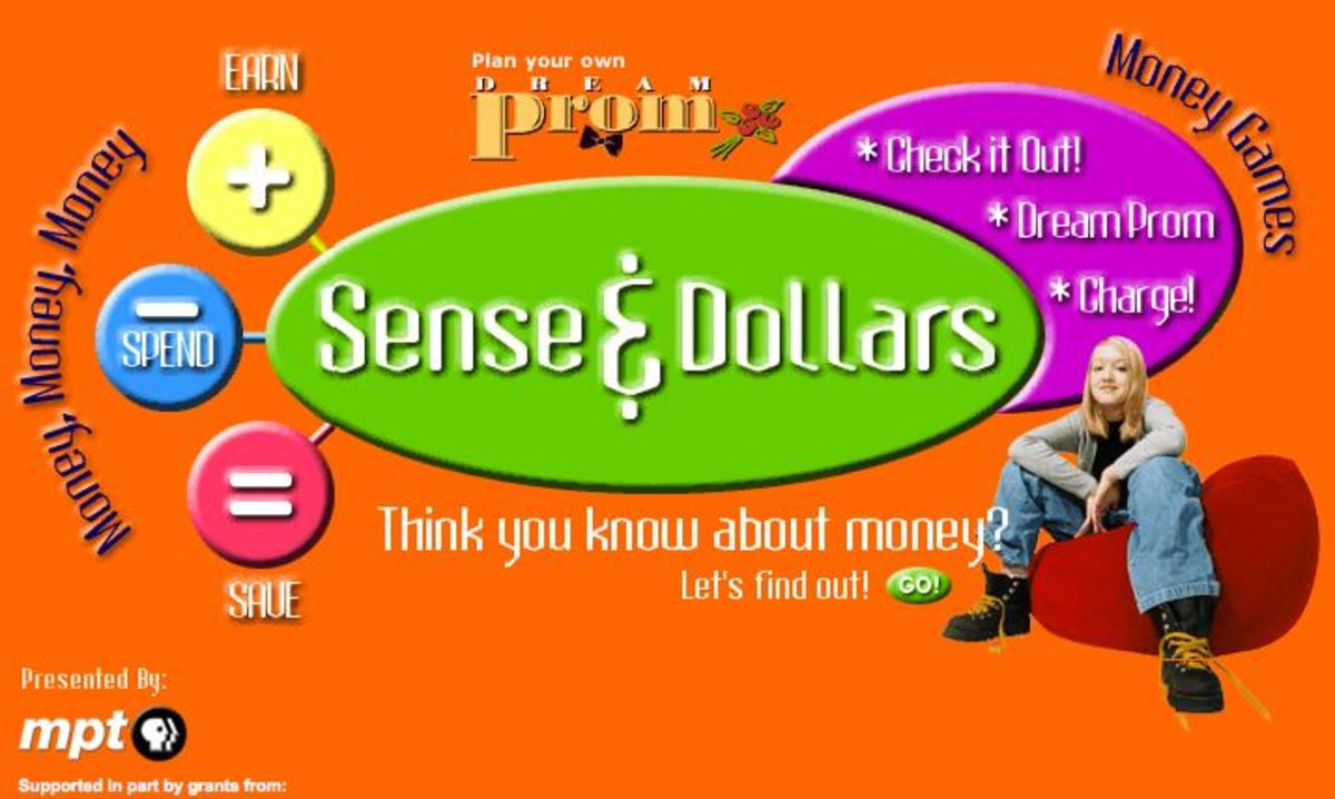 Sense & Dollars