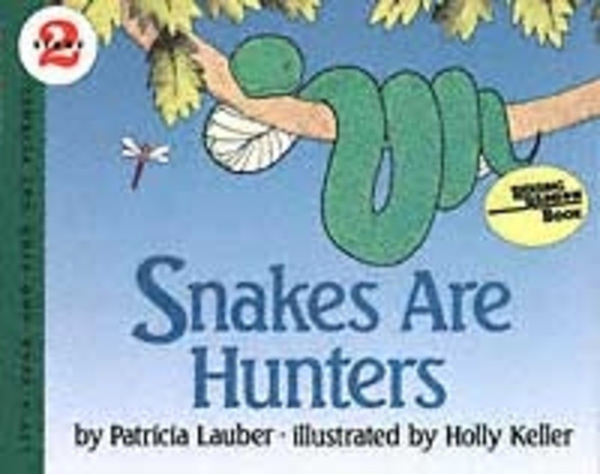 Snakes Are Hunters Book