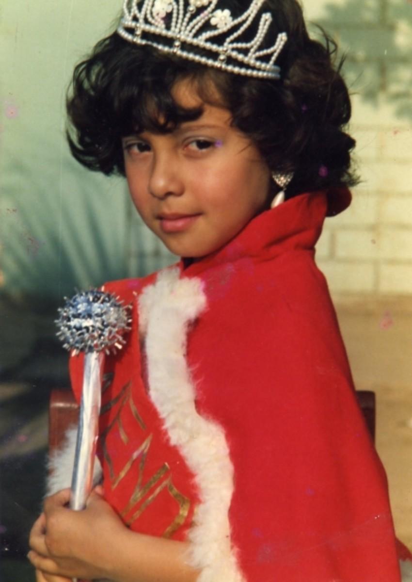 Princessa aged 9