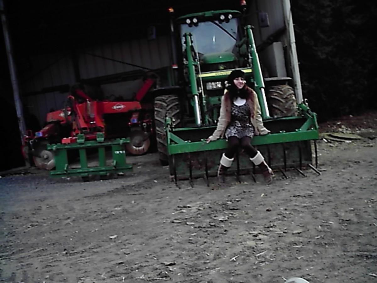 France, the farm