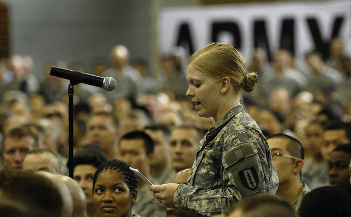 what to know before enlisting in the army
