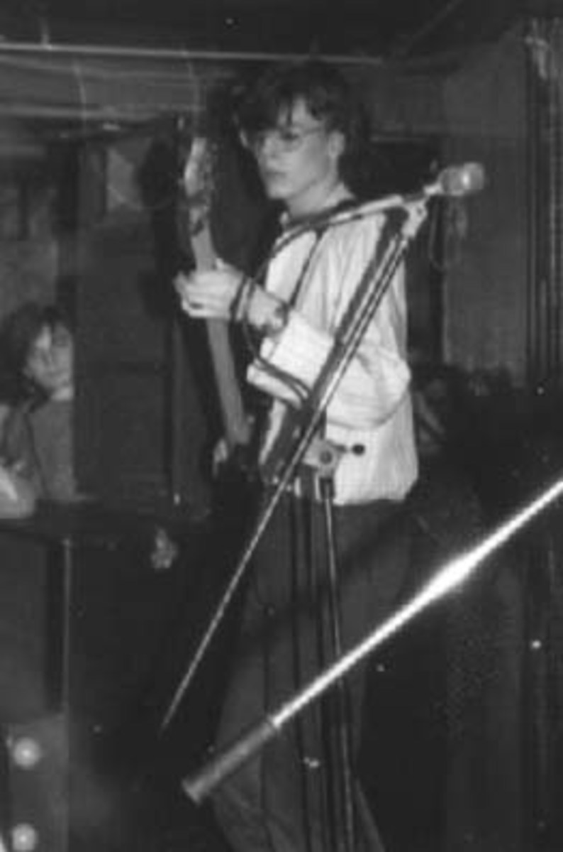 Duran Duran and John Taylor - That Sexy Hair!