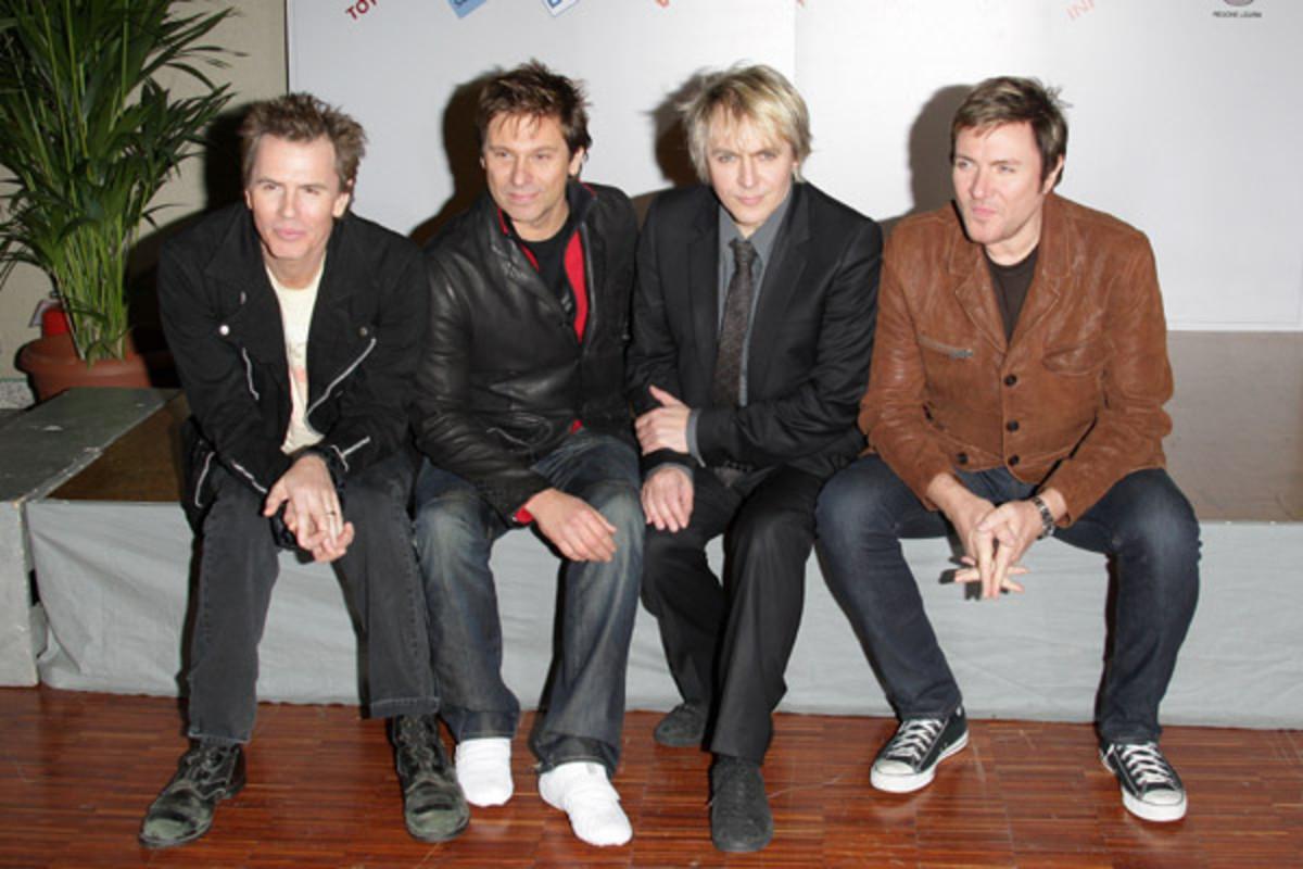 Duran Duran, circa 2008.