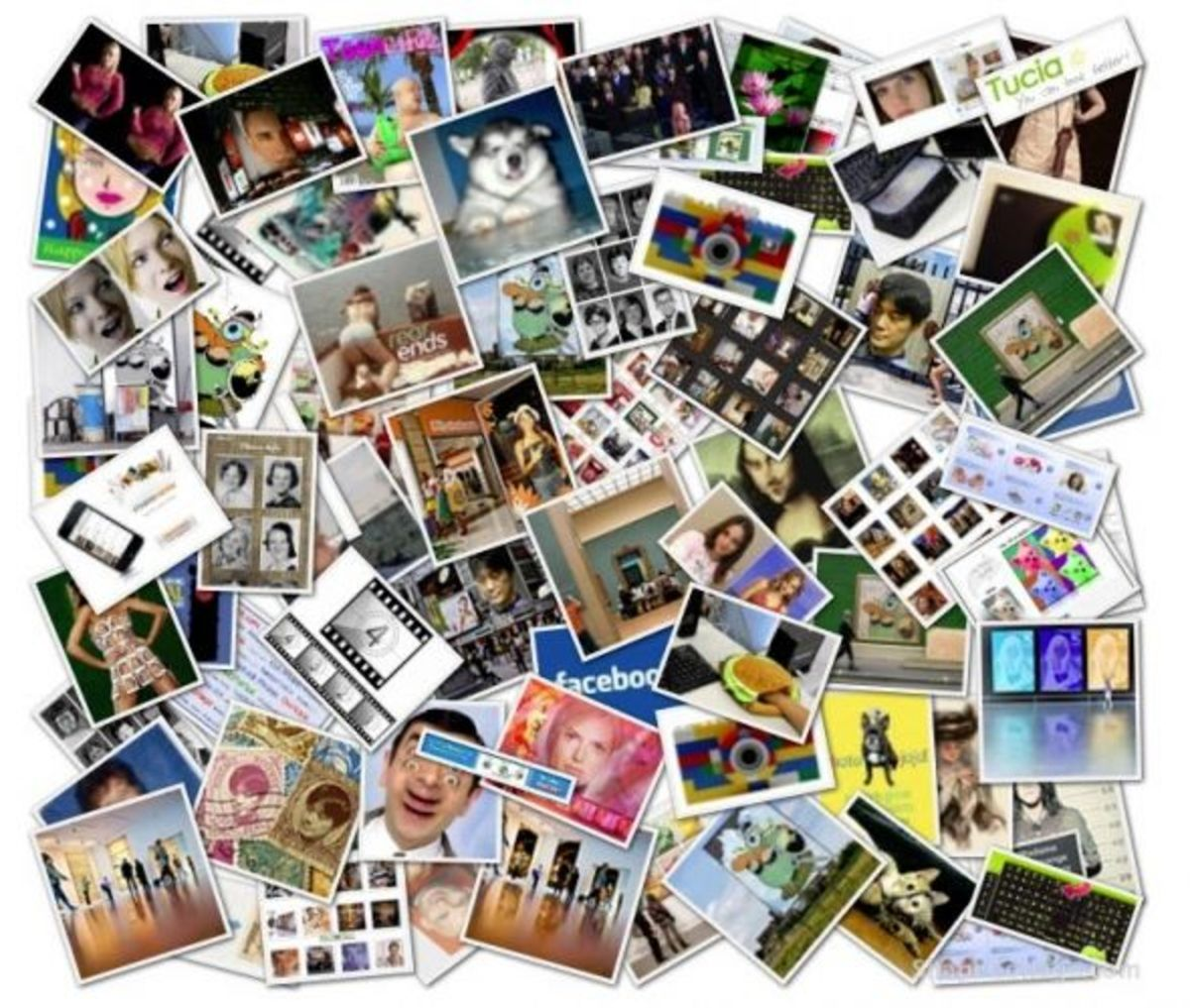 Try out Shape Collage