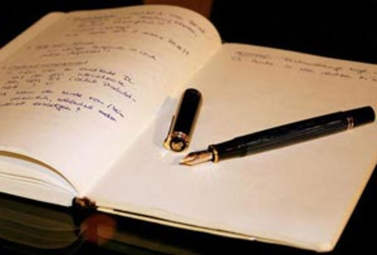 6 Creative Writing Exercises