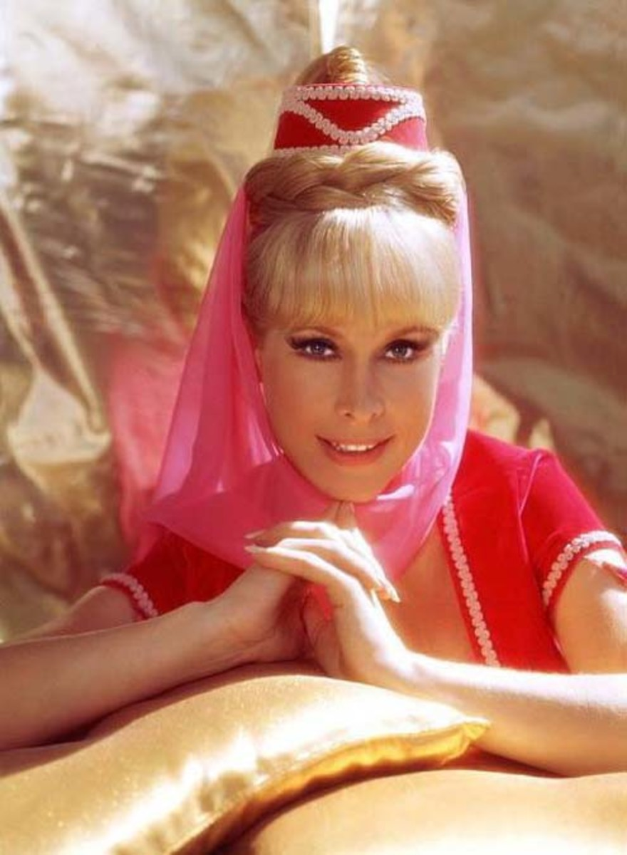 I Dream of Jeannie Tribute