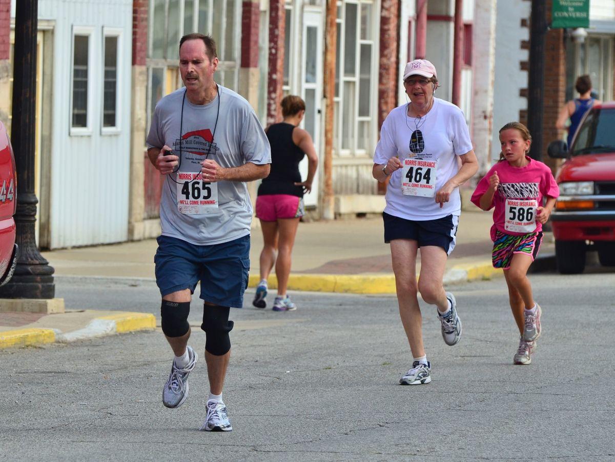 A Half-Marathoner's Winning Weight-Loss Plan