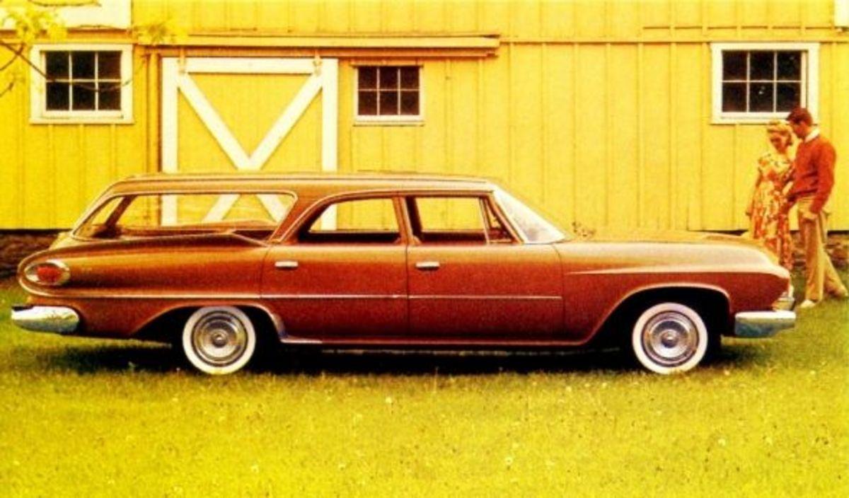 1961 Dodge Dart Pioneer Station Wagon