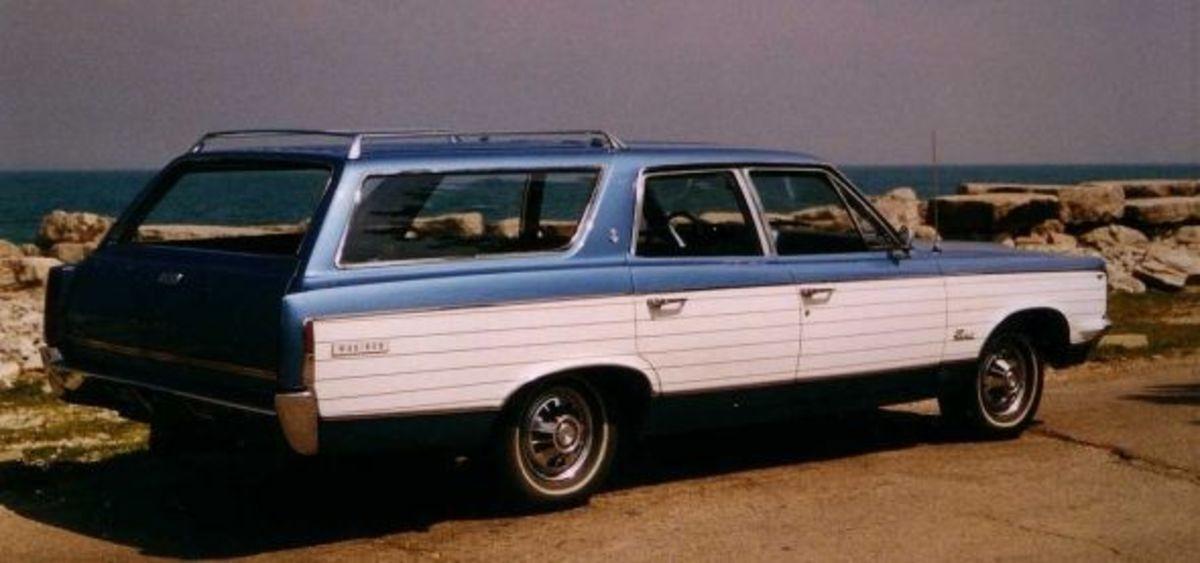 1967 AMC Rambler Rebel Station Wagon