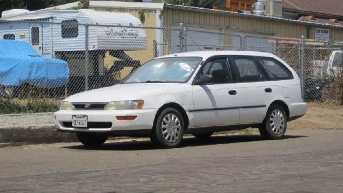 2001 Toyota Station Wagon