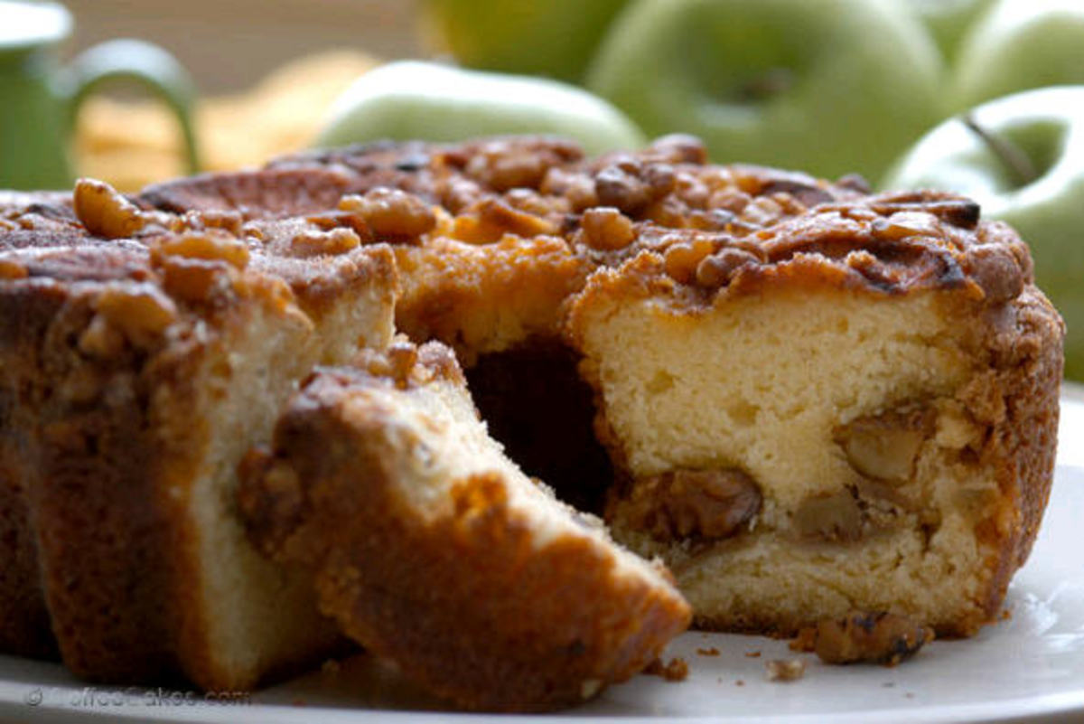 Apple Coffee Cake Recipe With Bisquick