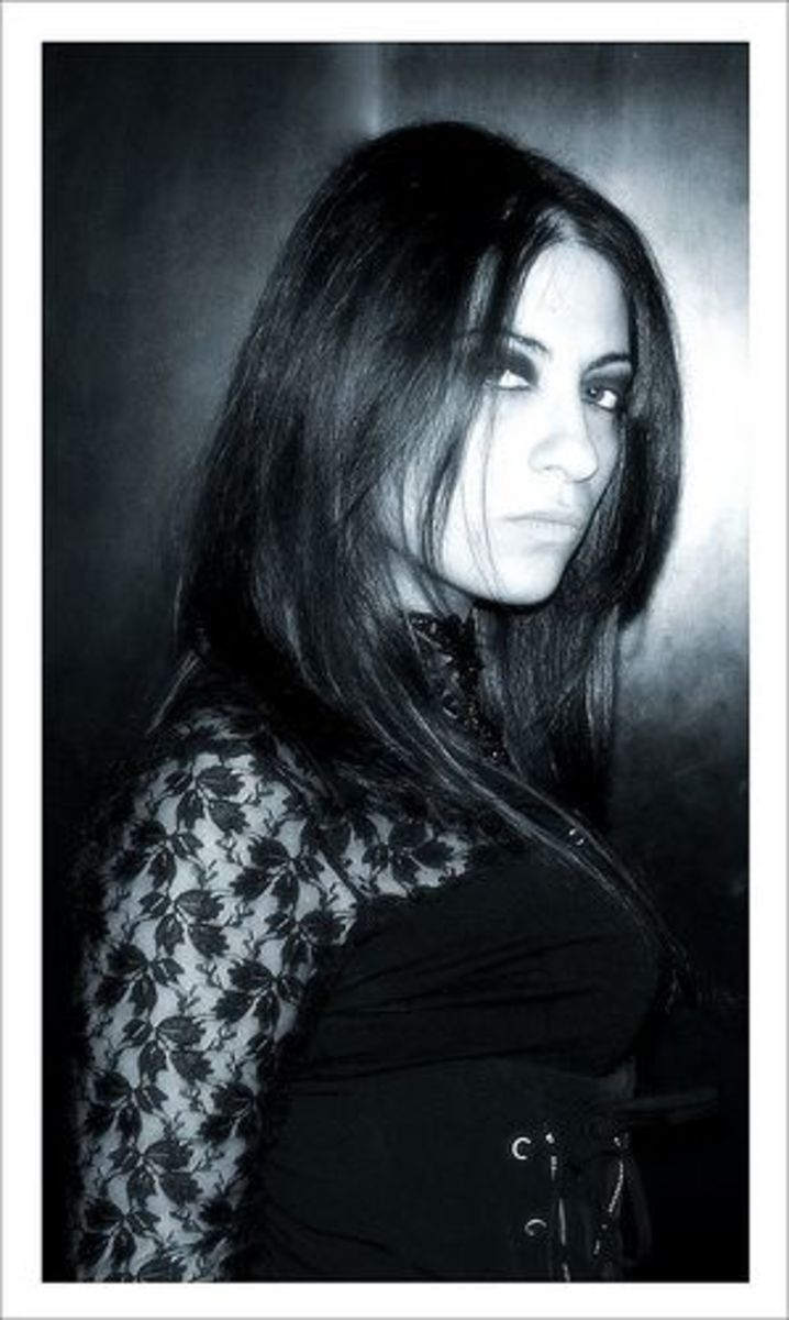 Vampire Ivy Tamwood