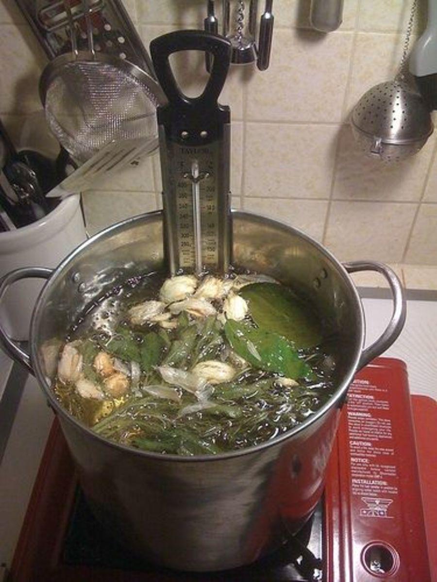 Stirring up some magic