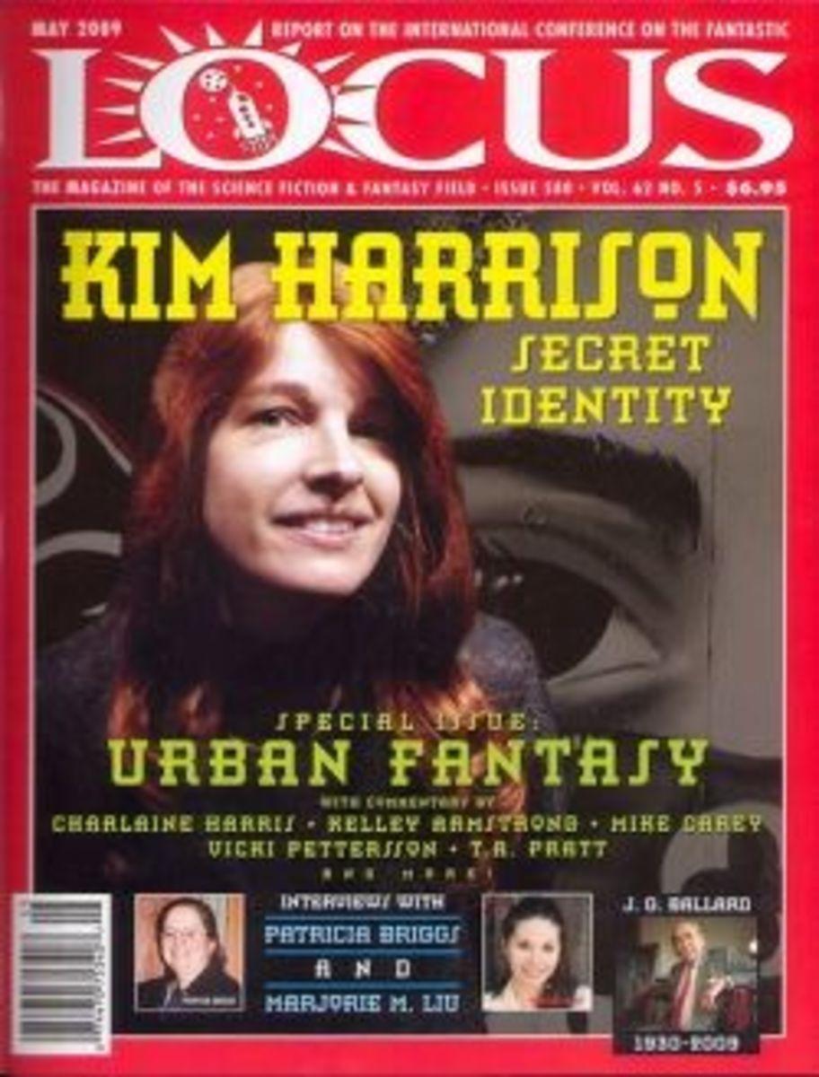 Kim Harrison Pseudonym Revealed