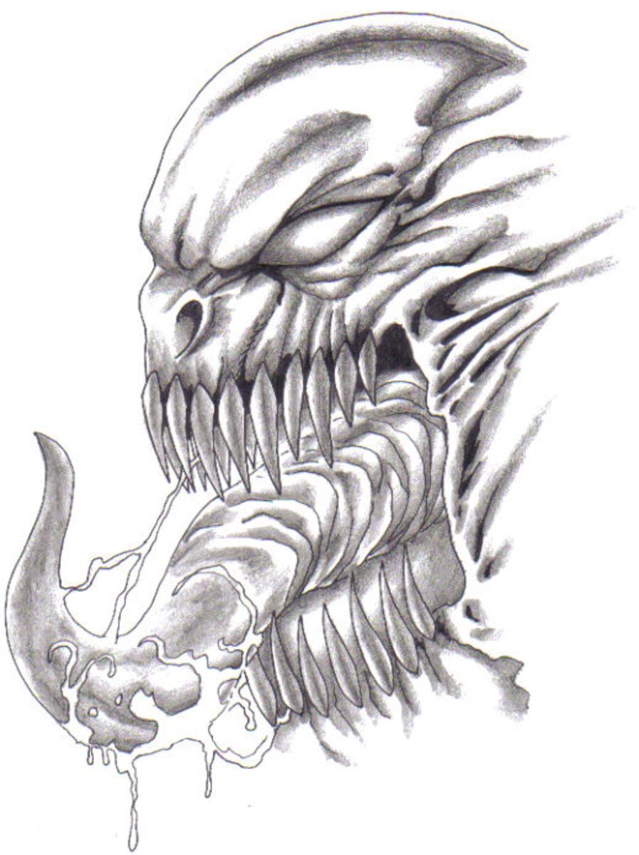 Monster Monster!
