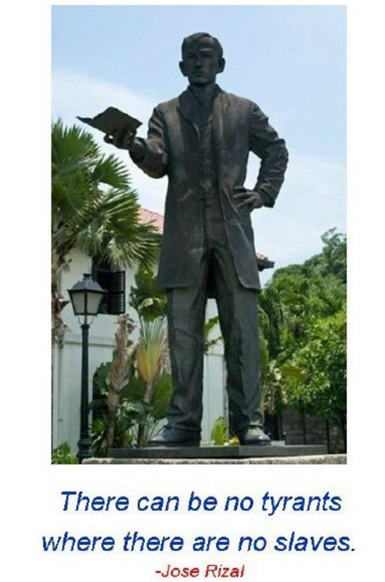 the great dr jose rizal Dr jose rizal is a great painter he once demonstrated his talent for painting while in dapitan in 1894, fr vicente balaguer thought of a backdrop for the holy week.