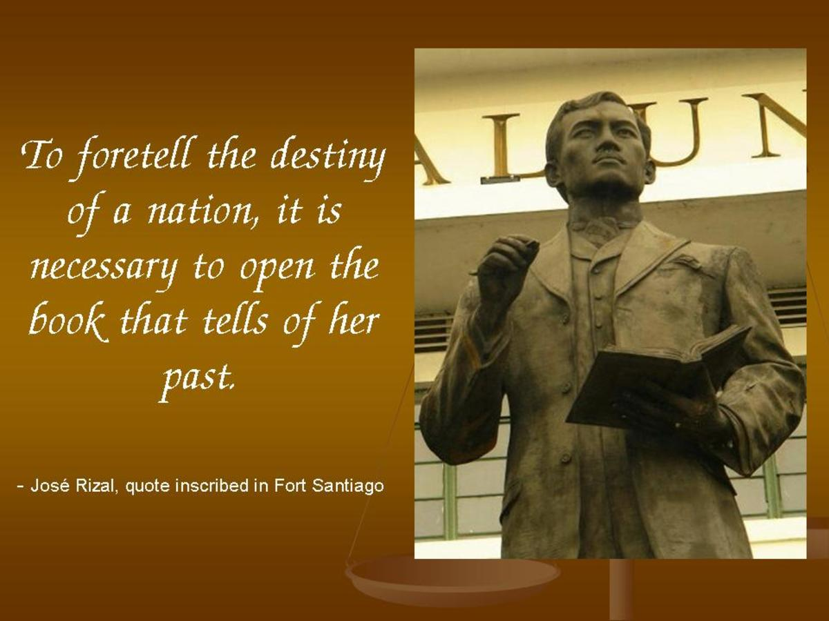 Image result for heritage quotes from a filipino heroes