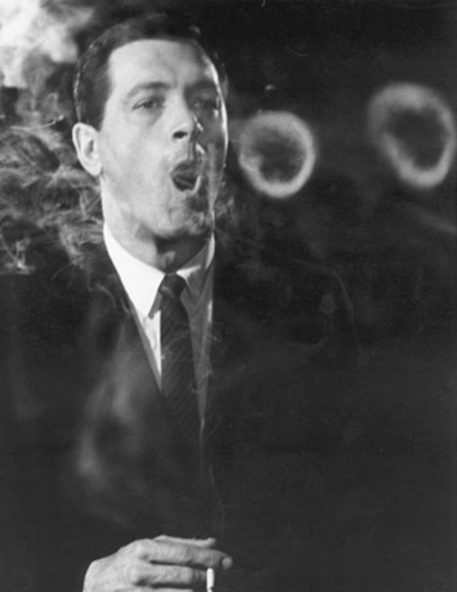 How to Blow Smoke Rings to Make People Impressed