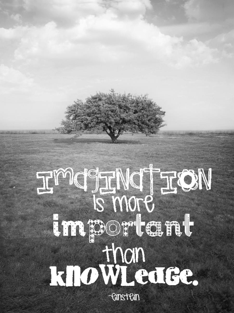Albert Einstein said this!